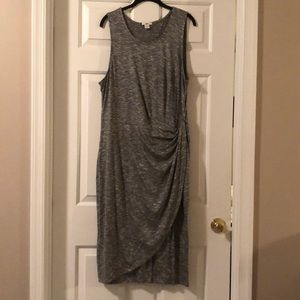 dress with side knot from Bar III, a Macy's line
